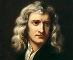 Newton's three laws about Motion